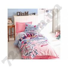 Подростковое постельное белье Cotton Box SUPERSTARPEMBE