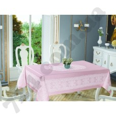Скатерть	Tropik home	Priencly	Pink 5698-7