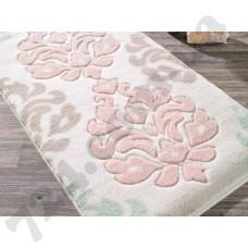 Коврик для ваннойConfettiDamaskL. Pink (P. Pembe)