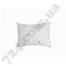 Подушка коттон/микрофибра 70*70