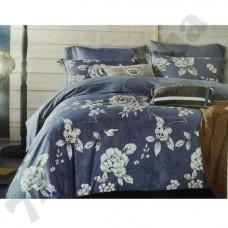 Постельное белье Philomela blu 2 шт(160х220) Lodex