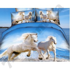 Комплект постельного белья LaScala AB-364 дв