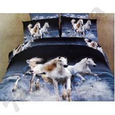 Комплект постельного белья LaScala ABC-278 дв