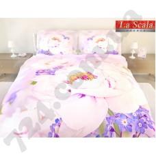 Комплект постельного белья LaScala P-007 дв