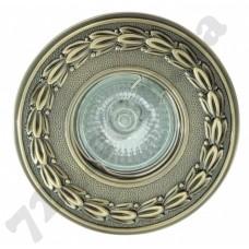 Артикул света: Точечный светильник Wunderlicht 6139-BR