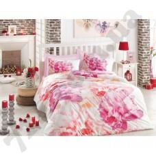 КПБ Cotton box Ранфорс Floral Seri DREAMY PEMBE
