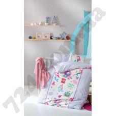КПБ Cotton box новорожденных ранфорс Deniz Kizi Lila