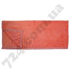 Плед Goldentex микрофибра MC-076 оранжевый