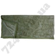 Плед Goldentex микрофибра MC-079 зеленый