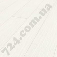 Артикул ламината: Белый  лакированный Хикори