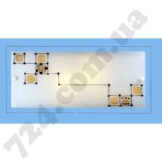 Артикул света: Настенно-потолочный светильник Blitz 2967-12