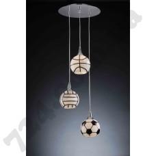 Артикул света: Подвесной светильник Blitz 5522-33