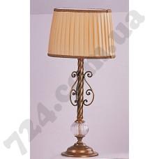 Настольная лампа Wunderlicht England Hotel NT9901-01T