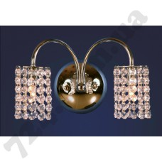 Бра Wunderlicht Crystal Starts WL13133-2KG