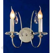 Бра Wunderlicht Silver Spark WL63258-2CH