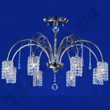 Артикул света: Люстра Wunderlicht Crystal Starts WL11133-8CH