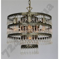 Артикул света: Люстра Wunderlicht Colosseo YW2618AB-P6