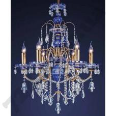 Артикул света: Люстра Wunderlicht Cobalt Freeze WL61394-6KG