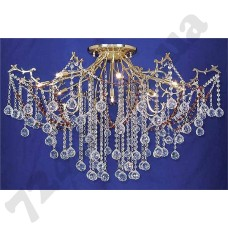 Артикул света: Люстра Wunderlicht Magic Arch WL61669-8+1KG