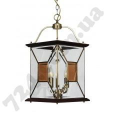 Артикул света: Подвесной светильник Wunderlicht YW8712AB-P4 Jewel Box