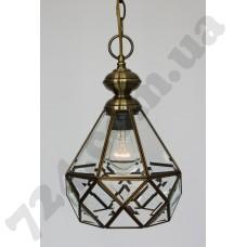Подвесной светильник Wunderlicht Santas Bell YW9402AB-P1