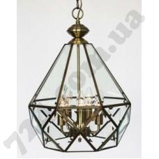 Подвесной светильник Wunderlicht Santas Bell YW9402AB-P5