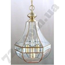 Артикул света: Подвесной светильник Wunderlicht Avatar YW9811AB-P3