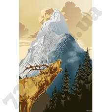 Артикул обоев: 00633 Король гор