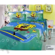 Детское постельное белье Shining Star Спанч боб