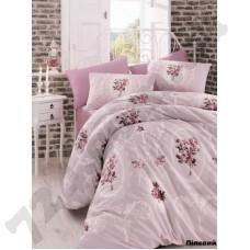 Постельное Белье Arya Ранфорс Majesty лиловый 2-спальный