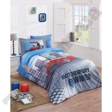 Подростковое постельное белье Halley Home HIZLI
