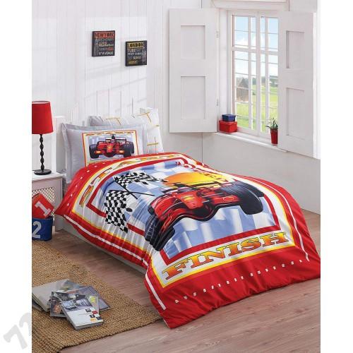 Halley Home Подростковое постельное белье Halley Home YARISCI  8681129000977