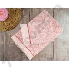 Полотенце Irya  Royal розовое 90*150 см