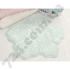 Коврик для ванной IRYA Rosalinda 90х90 салатовый