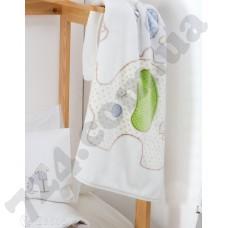 Покрывало-плед для младенцев Karaca Home HAPPY DAYS