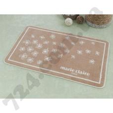 Коврик для ванной Marie Claire Breeze  66*107 коричневый