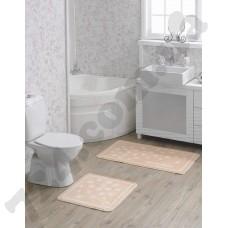 Набор ковриков для ванной MARIE CLAIRE BREEZE SOLMON 57X100+55X57