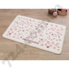 Набор ковриков для ванной MARIE CLAIRE DELIGHT PEMBE 57X100+55X57