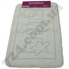 Коврик для ванной MAXIMUS MARITIME A.GRI 50X80 см