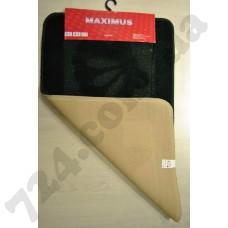 Коврик для ванной MAXIMUS SHELL HUNTER GREEN 50X80 см