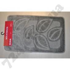 Набор ковриков в ванную MAXIMUS  50x80 + 40x50 FLORA PLATINUM