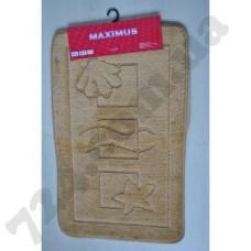 Набор ковриков в ванную MAXIMUS  50x80 + 40x50 MARITIME