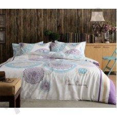 Комплект постельного белья PIERRE CARDIN ПЕРКАЛЬ 200х220 см BIANCA V01