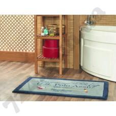 Коврик в ванную U.S. Polo Assn Bangor 60*100 см