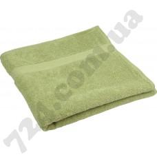 Полотенце махровое РУНО 40х70 (Оливковое)