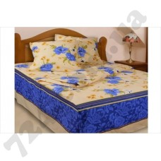 Постельное белье Я хочу Каролина синий