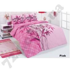 Постельное белье Ortum Lilyum pink