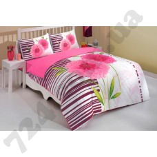Постельное белье Ortum Kasimpati pink