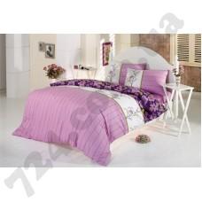 Постельное белье Kristal Ruya V03 violet