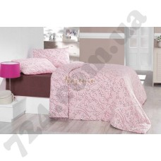 Постельное белье Nazenin Katiya pink
